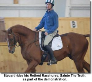 Retired racehorse project unveiled
