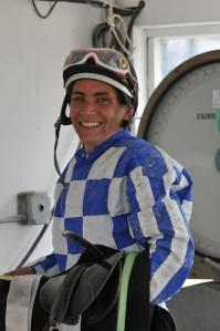 Piermarini rides, lives to win